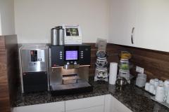Selbstbedienungs-Kaffee-Automat